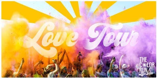 The Color Run Volunteer - Fayetteville 2019