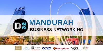 District32 Business Networking Perth – Mandurah - Fri 26th Apr