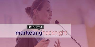 Marketing Hacknight Spring 2019