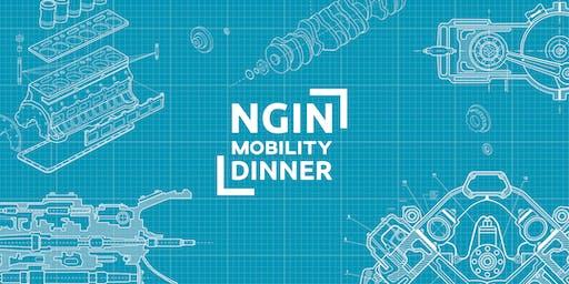 NGIN Mobility Dinner - 15.10.2019