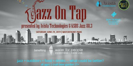 2019 Jazz On Tap tickets
