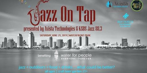 2019 Jazz On Tap