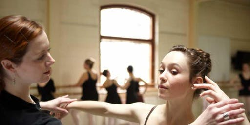 Pointe Work: From Beginners and Beyond CPD Course (London)