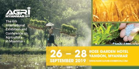 Agi Myanmar 2019 tickets