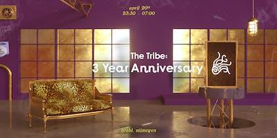 The Tribe: 3 Year Anniversary | Brebl