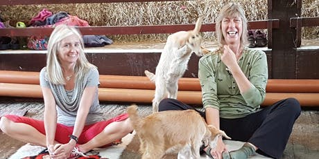 Goat Yoga - Adult Session tickets