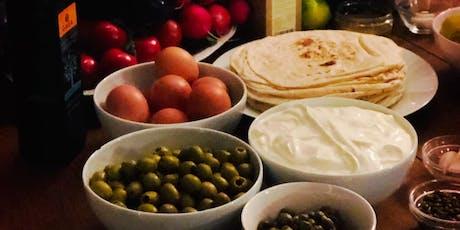 Kopie von Ayurveda Streetfood von Lorsch bis Tel Aviv Tickets