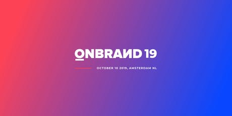 OnBrand '19 tickets