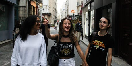 Paris' best feminist secrets tour billets