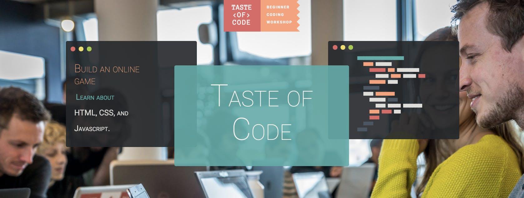 Taste of Code at Codaisseur