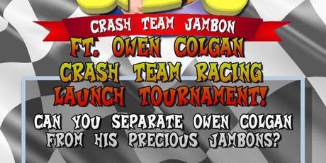 Crash Team Racing Launch Featuring Owen Colgan tickets