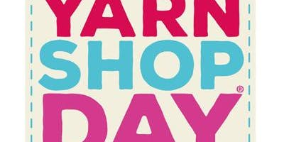 Yarn Shop Day 2019 with Lets Knit Magazine