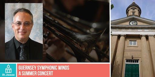 Guernsey Symphonic Winds - Summer Concert