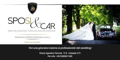 Sposi & Car - Open Day Showroom Tomarchio Auto