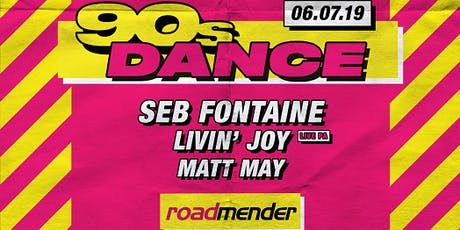Ministry Of Sound Throwback 90s Dance w/ Seb Fontaine, Livin' Joy, + more tickets
