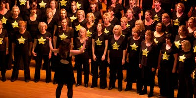 Rock Choir LIVE in Brentwood for St Francis Hospice