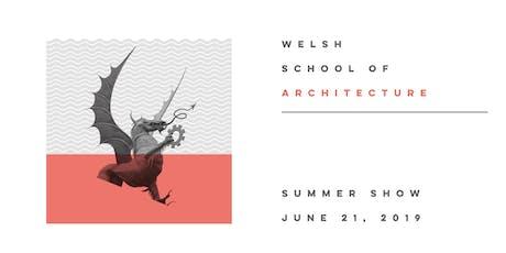 WSA Summer Show 2019 tickets