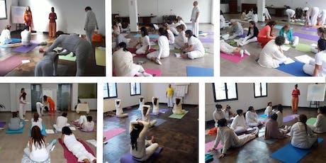 Instructorado de Yoga en Asunción entradas