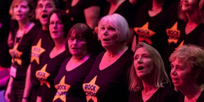 Rock Choir LIVE in Leigh-on-Sea for Indee Rose Trust (Late)
