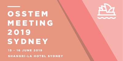 Osstem Meeting 2019 Sydney - THE RISE OF DIGITAL DENTISTRY