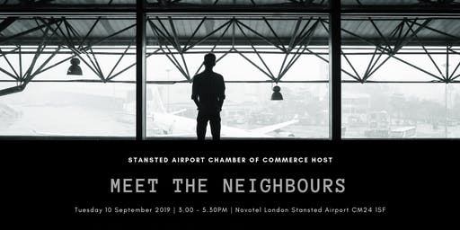 Meet the Neighbours September 2019 (Hosted by Stansted Airport Chamber of Commerce)