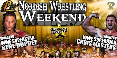 IPW Nordish Wrestling Weekend Sonntag