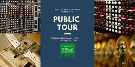 The National Museum of Computing Public Tour tickets