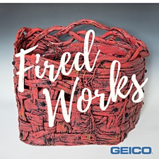 Macon Arts Alliance Presents Fired Works Pottery Show & Sale logo