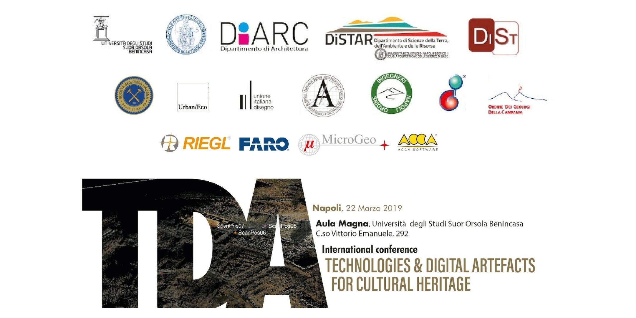 Technologies & Digital Artefacts for Cultural