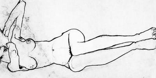 Levenshulme Life Drawing 6