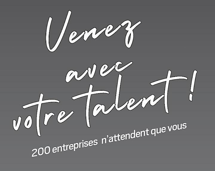 Image pour Les Rencontres sans CV : Les Talents