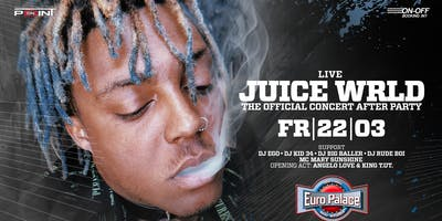 The Official Concert After Party  Juice Wrld  Live
