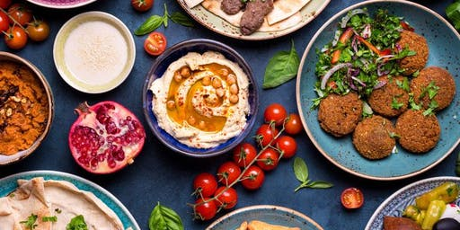 Middle Eastern Tasting Evening