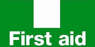 First Aid for Parents DSCC Wednesday 1st May 2019