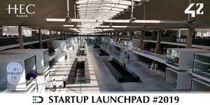 HEC-42 Startup Launchpad : Pitch Day