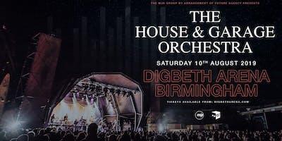 The House & Garage Orchestra (Digbeth Arena, Birmingham)