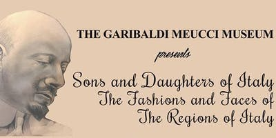 Sons & Daughters of Italy: The Fashions & Faces of the Regions of Italy by Marianna Randazzo & William Castello