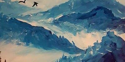 "Paint \""MOUNTAIN MIST\"" in Chilliwack"