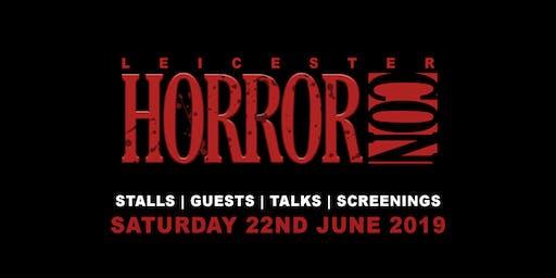 Leicester Horror Con 2019