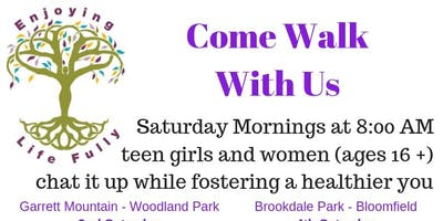 Walk With Us - Brookdale Park