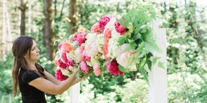 Hands-On Floral Arch & Chuppah Workshop