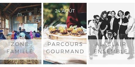 QWACKFEST Mont-Rouge tickets