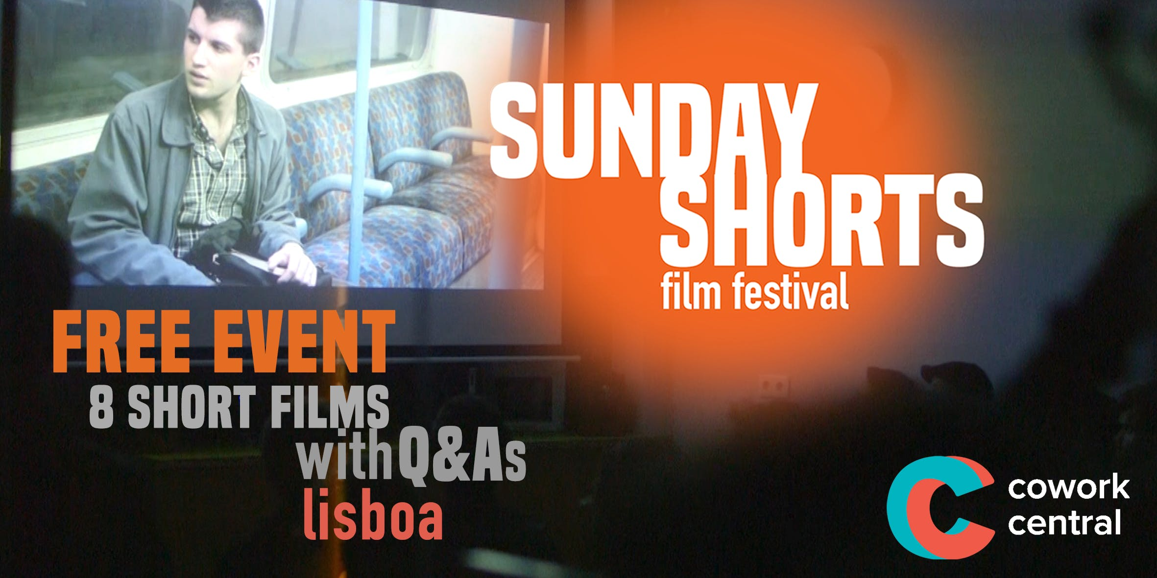 Sunday Shorts Film Festival - Março, Lisboa