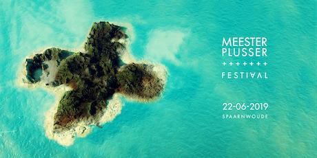Meesterplusser Festival 2019 tickets