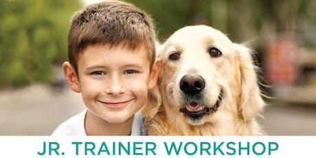 Jr. Trainer Workshop tickets