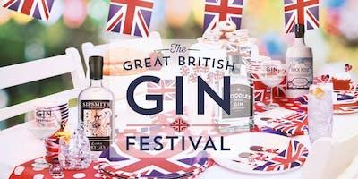 Great British Gin Fest (The Mill, Birmingham)