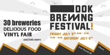 Dok Brewing Festival tickets