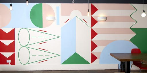 Summer School: Creating a Large-Scale Wall Mural Ages 10-18
