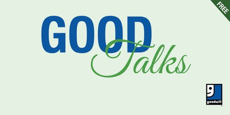 Good Talks: Gender Equity at Work tickets