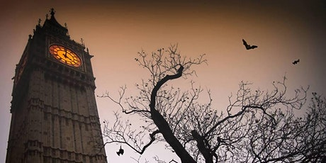 Ghost & Haunted History - Pay What You Can Walking Tour - London tickets